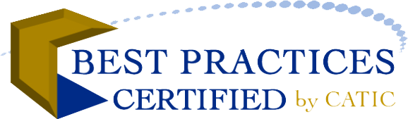 Best Practices Certified by CATIC